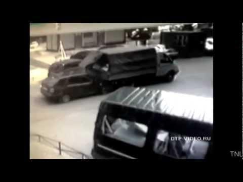 Wypadki samochodowe w Rosji cz.3