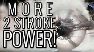 10 FREE WAYS to MORE POWER in a TWO STROKE Engine! DIRTBIKE/SCOOTER/MOPED | 2 STROKE TUNING
