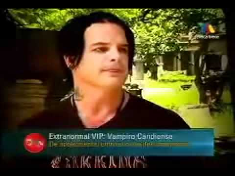 extranormal V.I.P. vampiro canadiense