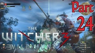 The Witcher 3 Full Gameplay in 60fps/1080p, Part 24: The Wild Hunt Returns (Let's Play, PC)