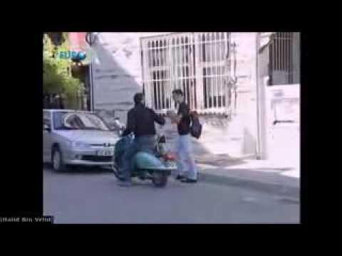 Arka sokaklar-RIZA BABA ADAMLARI BASTONLA DÖVÜYOR