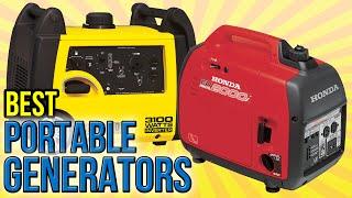 10 Best Portable Generators 2016