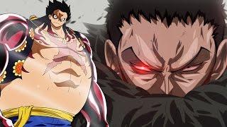 HAKI KAMPF! Ruffy / Sanji vs. Katakuri! One Piece Chapter 862 Stream