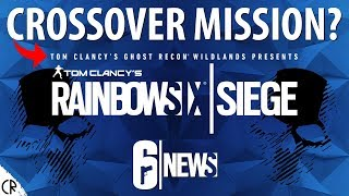 Rainbow Six Crossover Mission? - 6News - Tom Clancy's Ghost Recon Wildlands