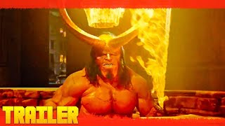 Hellboy (2019) Primer Tráiler Oficial Subtitulado