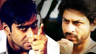 Ajay Devgn CHALLENGES Shahrukh Khan At Box Office