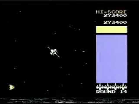 MSX Bosconian Rounds 13 16