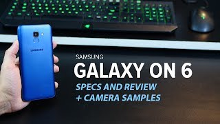 Samsung Galaxy On 6 – In-depth Review and Specifications (2018)