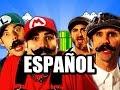 ERB Español - Mario Bros vs Wright Bros [Season 2] (Subtitulos Español)