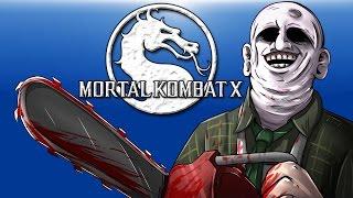 Mortal Kombat X - Ep 19 (Leatherface Vs Jason Voorhees!) Best Serial Killer!