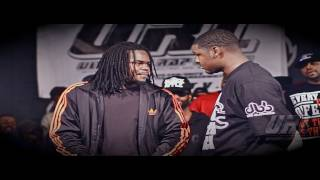 SMACK/ URL PRESENTS ARSONAL VS CALICOE (FULL BATTLE))