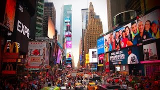 Times Square New York City NYC Manhattan 2017
