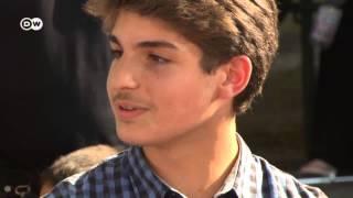 طفل سوري لاجئ تفوق على الألمان حتى في اللغة الألمانية