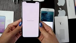 iPhone X   Обзор и распаковка   Плюсы и Минусы