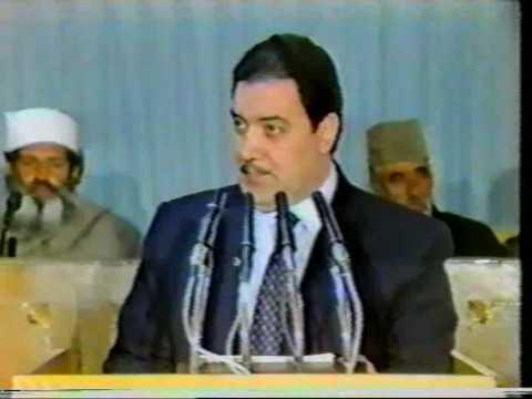 Dr. Najibullah the former President of Afghanistan داکتر نجیب الله