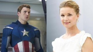 Captain America Finds New Love Interest