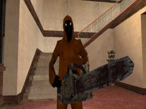 Gta San Andreas El Hotel Abandonado The Movie