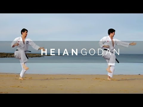 Heian Godan - Brown Belt Karate Kata