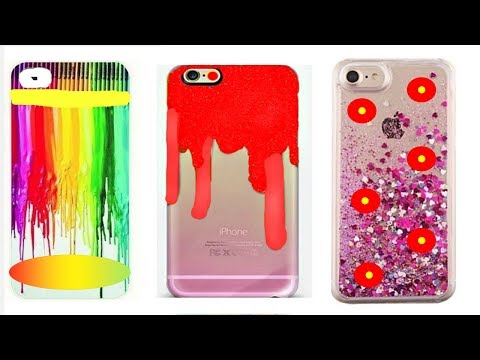 DIY Phone Case Life Hacks Phone Case Design and Decorations Mobile Cover Designs COMPILATION