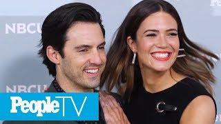 Milo Ventimiglia Says Mandy Moore Is 'Inspiring' After Ryan Adams Revelations | PeopleTV