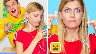 FUNNY DIY PRANKS! Crazy and Creative Prank and DIY Life Hacks