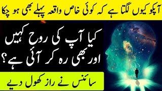 Deja Vu Reality Explained By Science   The Urdu Teacher