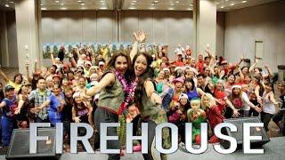 Firehouse- Play-N-Skillz & Daddy Yankee- Loretta Bates & Madalene Aponte- MIRONZUMBA