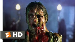 Fright Night (1985) - Billy's Gruesome Demise Scene (8/10) | Movieclips
