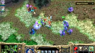 PC Longplay [188] WarCraft III The Frozen Throne (Part 05 of 10)