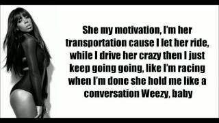 Kelly Rowland ft. Lil Wayne - Motivation [Lyrics on Screen + Description.]