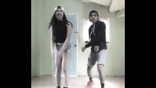 Eenie Meenie Dance Challenge  (Rockwell Dance Challenge)