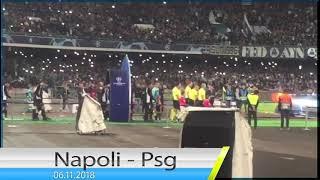 Napoli - Psg 1-1 (Champions League 2018/2019 inno champions)