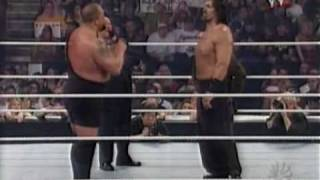 The Great Khali & The Big Show Vs The Undertaker