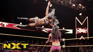 Ember Moon vs. Peyton Royce: WWE NXT, June 21, 2017