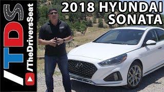 2018 Hyundai Sonata - Updated to take on Camry & Accord