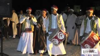 مهرجان عرس الطبل غمراسن 2016  : افتتاح سهرة الموقف