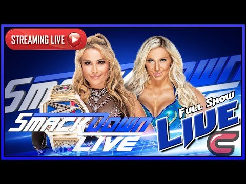 WWE SmackDown Live Full Show November 14th 2017 Live Reactions
