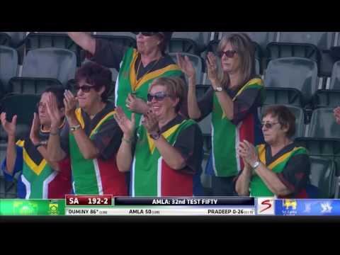 South Africa vs Sri Lanka - 3rd Test - Day 3 - Highlights