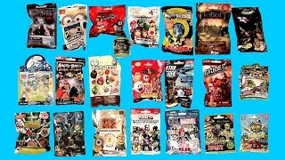 Blind Bags Surprise Hobbits Batman AngryBirds Transformers Smurfs Marvel Avengers by by Funtoys