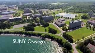 SUNY Oswego in 1 Minute