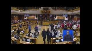 Malema : Cyril Ramaphosa must rot in jail