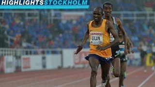 Stockholm 2016 Highlights - IAAF Diamond League