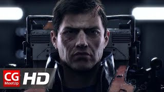 """CGI Animated Trailer """"The Surge Trailer Stronger, Faster, Tougher"""" by Capsule Studio"""