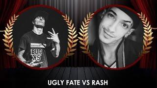 KILL THE STAGE 2016 | MAIN EVENT | UGLY FATE VS RASH