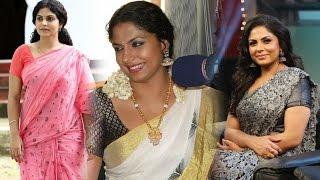 Malayalam actress Asha Sarath Unseen & Hot Photos    Celeb Zone