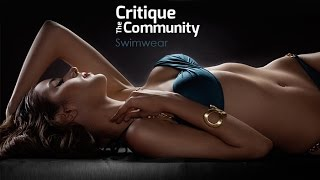Critique the Community Episode 16: Swimwear with Joey Wright