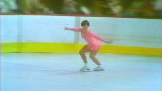 Dorothy Hamill - 1976 U.S. Figure Skating Championships - Long Program