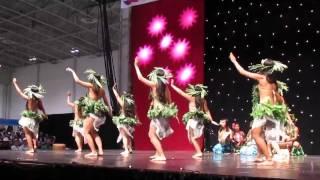 Hawaiian Dance - 2015