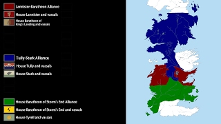 The War of the Five Kings: Every Day