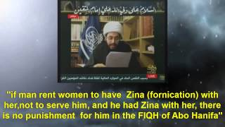 Sunni Allows Adultery With Mothers and Sisters